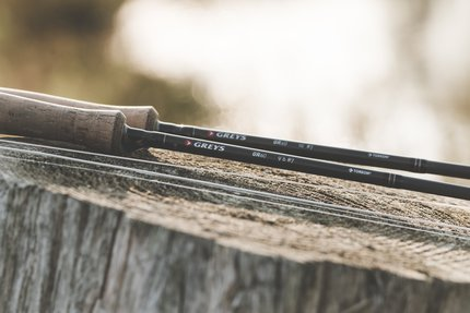 Greys GR60 Single Handed Fly Rods