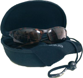 Guideline Sunglasses  guideline neoprene sunglasses case glasgow angling centre