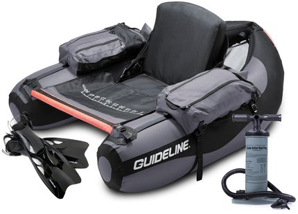 Guideline Drifter Float Tube Combo