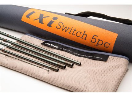 Guideline LXi T-Pac Switch Fly Rods