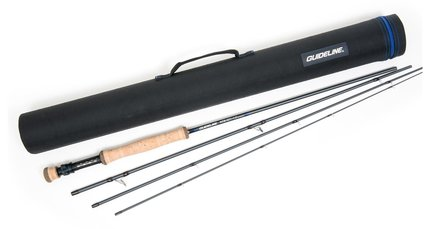 Guideline NT8:4 Single Handed Rods 4pc