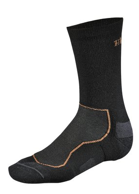Harkila All Season Wool II Sock Black