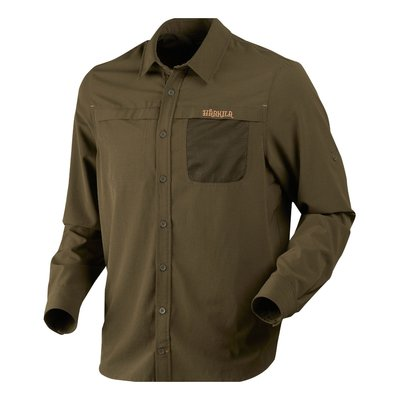 Harkila Herlet Tech Shirt Willow Green