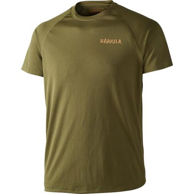 Harkila Herlet Tech T-Shirt Rifle Green