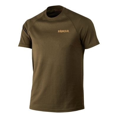 Harkila Herlet Tech T-Shirt Willow Green
