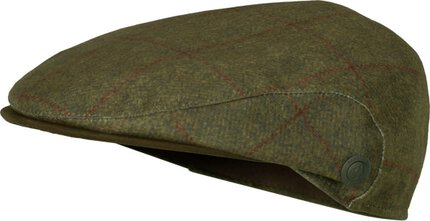 Harkila Stornoway Flat Cap Willow Green