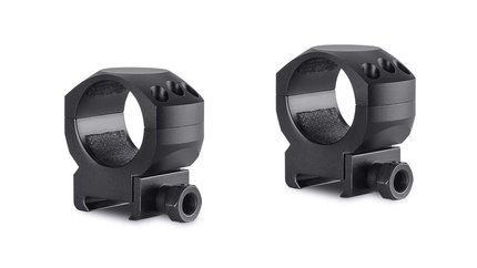 Hawke Tactical Ring Mounts 30mm 2 Piece Weaver