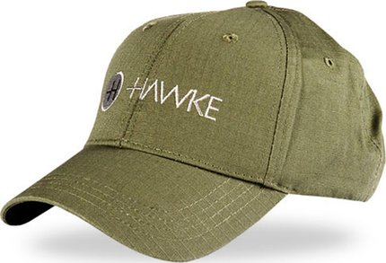 Hawke Green Ripstop Cap (One Size)