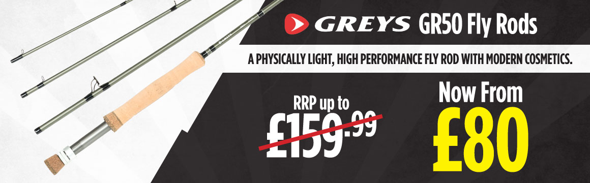 greys gr50 rod sale