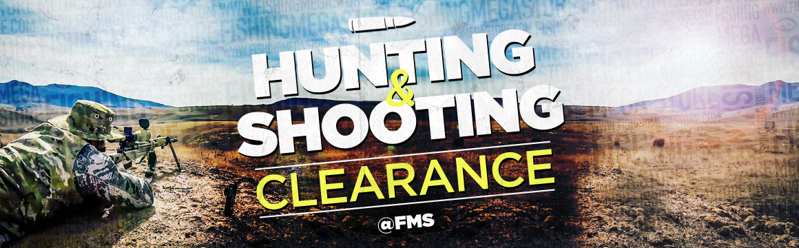 Hunting & Shooting Clearance