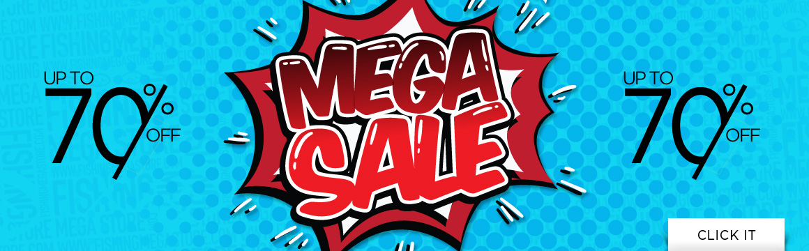 mega fishing sale 2