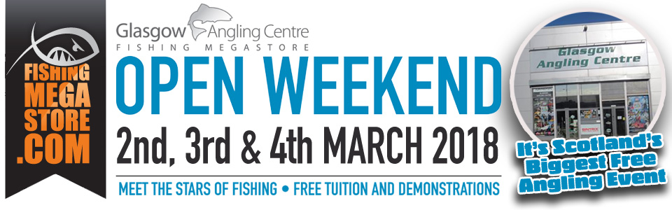 open weekend march 2018