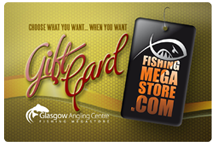 Glasgow Angling Gift Cards