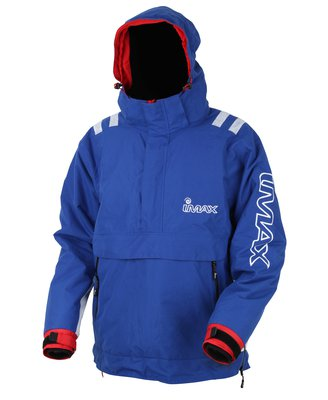 IMAX Coast Thermo Smock Blue/White