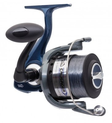 Jarvis Walker Crusader Series Fixed Spool Reels