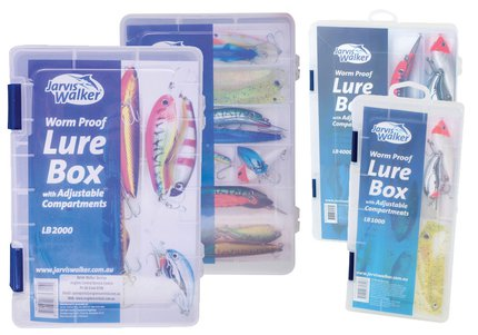 Jarvis Walker Lure Boxes
