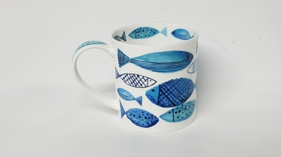 Just Fish Orkney Go Fish Mug