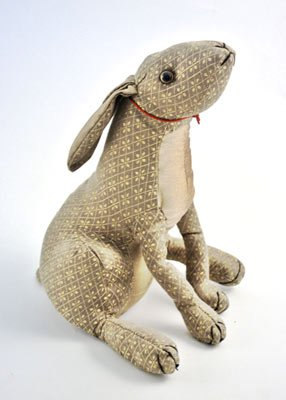 Just Fish Harley Hare Doorstop