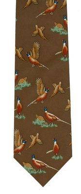 Just Fish Polyester Pheasant Tie