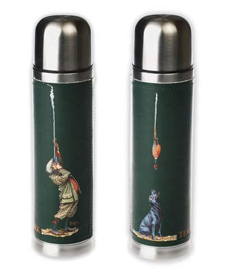Just Fish Teamwork Bryn Parry Vacuum Flask