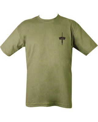 Kombat Royal Marine Commando Tee Shirt Double Sided