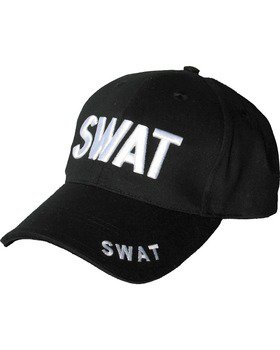 b39c7459871a3 Kombat SWAT Embroidered Baseball Cap (one size) – Glasgow Angling Centre