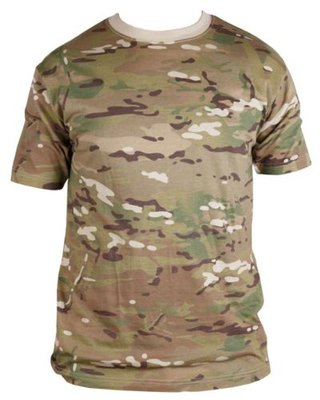 Kombat Cotton Tee Shirt UTP Camo