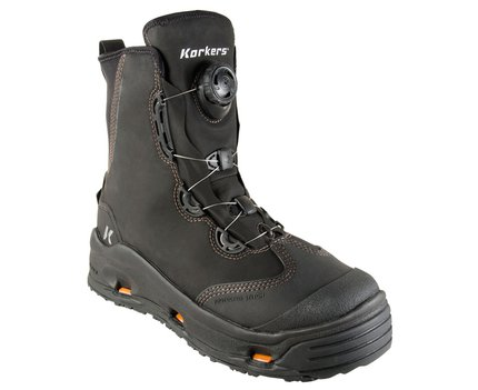 Korkers Devils Canyon OmniTrax Interchangeable Sole Wading Boots
