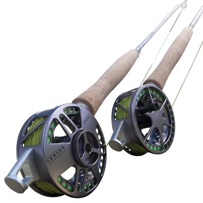 Lamson Center Axis Rod/Reel System