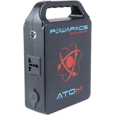 Powapacs Atom Power Packs