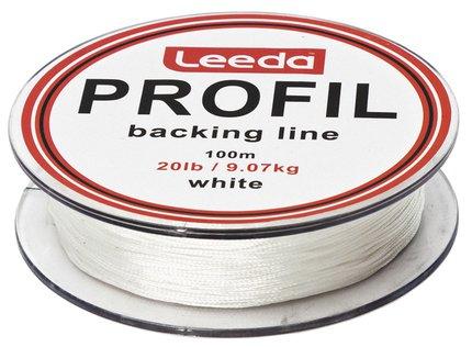 Leeda Profil Backing Line 20lb 100m Glasgow Angling Centre