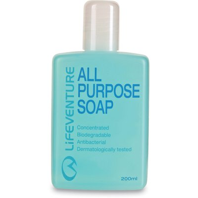 Lifeventure SOAPS LV All purpose 200ml