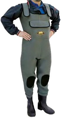 Lineaeffe Neoprene Chest Waders 4mm