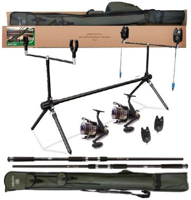 Lineaeffe Full Monty Pike + Carp Set