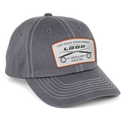 Loop Retro Cap Slate Grey