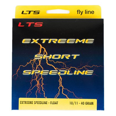 New LTS 3D Shooting head fly lines ALL IN STOCK