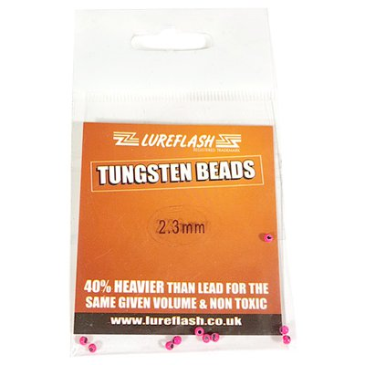 Lureflash Tungsten Beads 10pc