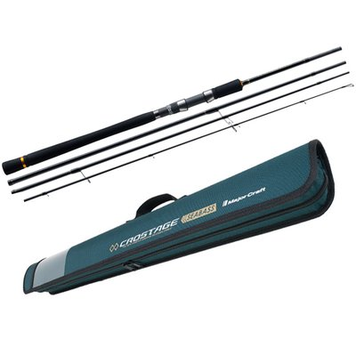 Major Craft Crostage Seabass Spinning Rods