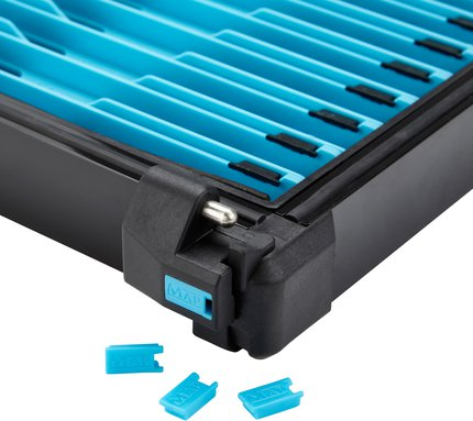 MAP Winder Tray Indicator