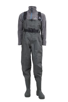 Mikado Deluxe PVC Chest Waders