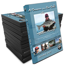 A Season on the Salt - Bass Fly Fishing DVD