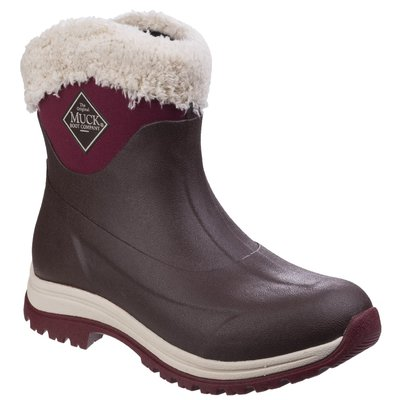 Muck Boots Women's Arctic Apres Otter/Total Eclispse (Navy)/Dress Blues/ Fog UK03