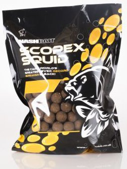 Nash Scopex Squid Stabilised Boilies