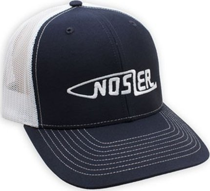 Nosler Grey Nosler Embroidered Cap