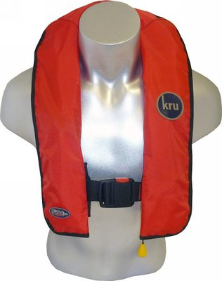 Ocean Safety Kru XS ISO Red