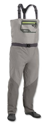 Orvis Ultralight Convertible Breathable Chest Waders Stockingfoot