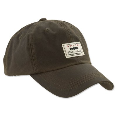 Orvis Vintage Waxed Ball Cap