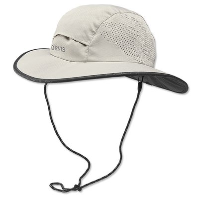 Orvis wide brimmed sun hat cream glasgow angling centre for Orvis fishing hat