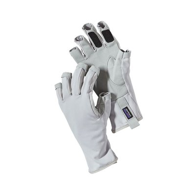 Patagonia Technical Sun Glove Tailored Grey