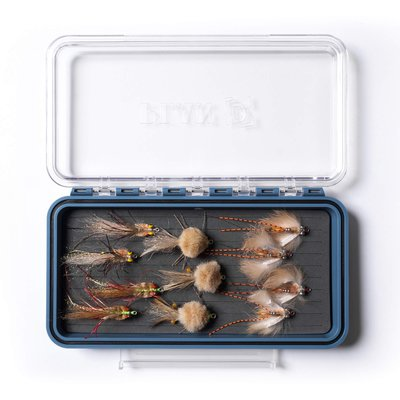 Plan D Pack Standard Case Slotted Fly Box
